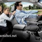 Kinh nghiệm chọn mua xe ô tô cho cả gia đình sử dụng