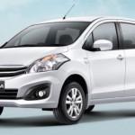 Xe gia đình Suzuki Ertiga 2016 giá rẻ từ 410 triệu đồng