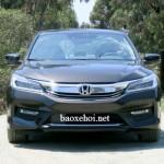 Đánh giá xe Honda Accord 2016 bán tại Thái Lan