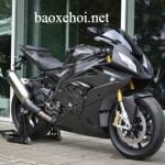 Siêu xe mô tô BMW tương lai dùng toàn bộ sợi carbon