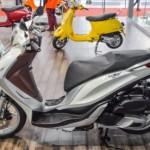 Piaggio Medley 125 ABS đẹp và đẳng cấp hơn Honda SH ?