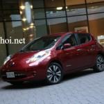 Ứng dụng điện thoại của xe Nissan Leaf còn nhiều lỗi bảo mật