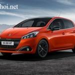 Xe nhỏ Peugeot 208 1.6 BlueHDi tiện lợi, tiết kiệm trong đô thị