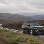 Ngắm xe sang Range rover dành cho người đi săn bắn