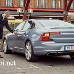 Hãng Volvo tự hào ứng dụng xe ô tô không cần chìa khóa