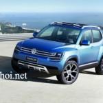 Xe SUV cỡ nhỏ Volkswagen Taigun không sản xuất nữa