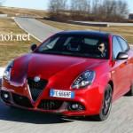 Xe sang Alfa Romeo Giulietta 2016 lộ ảnh trước triển lãm