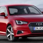 Audi A1 hoàn toàn mới lộ ảnh phác họa