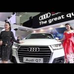 Ngắm video chân dài cực xinh tại triển lãm xe ô tô Quốc tế Việt Nam
