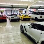 4 siêu xe Chevrolet Corvette Z06 trong cùng 1 gara ô tô Việt Nam