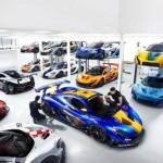 Choáng dàn siêu xe đua McLaren P1 GTR giá siêu khủng