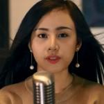 Bà Tưng tâm sự về việc học hát tiếng Anh tặng người yêu
