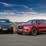 Xe SUV Jaguar F-Pace về Việt Nam giá 2,5 tỷ đồng ?