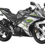 Yamaha YZF-R15 ra mắt màu xám xanh mới giá 36 triệu đồng
