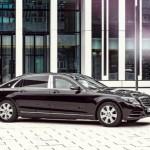Về việt Nam Maybach S600 Guard có giá 30 tỷ đồng