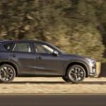 Mazda CX-5 sắp bị triệu hồi hàng loạt ?