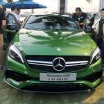 Đánh giá xe Mercedes A class 2016 ở Việt Nam giá từ 1,34 tỷ đồng