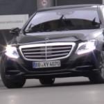 Mercedes S class 2018 ngoại hình vẫn giữ nguyên ?