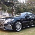 Xe siêu sang Mercedes S65 chính hãng về Việt Nam giá 13 tỷ đồng