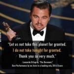 Leonardo DiCaprio là nam diễn viên xuất sắc nhất Oscar 2016