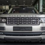 Đánh giá xe SUV siêu sang Range rover SV Autobiography LWB