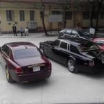 Đánh giá chi tiết Rolls-Royce Ghost bọc vàng của đại gia Đoàn Hiếu Minh