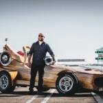 Choáng siêu xe làm từ gỗ giá bán 22 tỷ đồng