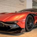 Giá khởi điểm siêu xe Aston Martin Vulcan từ 50 tỷ đồng