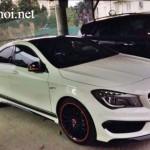 Đại gia Bầu Thụy mua thêm xe sang Mercedes CLA 45 AMG Edition 1