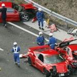 Hàng loạt vụ tai nạn siêu xe kinh hoàng mới nhất 2016