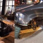 Siêu xe hiếm Pagani Huayra 2 triệu đô bị tai nạn nặng