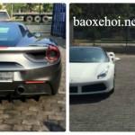 3 siêu xe Ferrari 488 GTB về Việt Nam cùng lúc