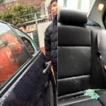Hoa hậu đóng phim bị tai nạn xe suýt chết