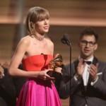 Taylor Swift lần thứ 2 được trao giải danh giá Grammy