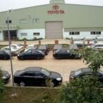 Toyota Nhật Bản ngừng sản xuất 6 ngày do thiếu nguyên liệu