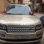 Trộm vặt gương xe sang Lexus bị bắt đánh tại trận