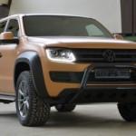 Xe bán tải Volkswagen Amarok V8 đặc biệt giá đắt như siêu xe