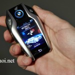 Chìa khóa xe BMW là hiện đại nhất thế giới