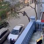 Chi tiết video tài xế lái xe Camry đâm chết 3 người ở Hà Nội