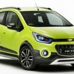 Xe cỡ nhỏ giá rẻ Chevrolet Beat Activ hoàn toàn mới ra mắt