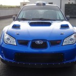 Ngắm xe đua Subaru Impreza WRC S12B giá ngang siêu xe