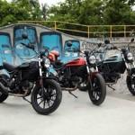 Xe mô tô Ducati Sixty2 giá bán từ 300 triệu đồng
