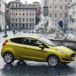 Xe cỡ trung Ford Fiesta 2016 bán rất chạy ở Anh