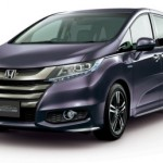 Ra mắt xe xanh Honda Odyssey hybrid 2016