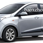 Hyundai i10 2016 tiếp tục bị đánh giá kém an toàn