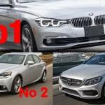 Lexus bán chạy hơn BMW và Mercedes tại Mỹ