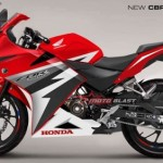Xe thể thao Honda CBR 150R 2016 rò rỉ thông tin