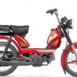 Xe máy lạ TVS XL100 giá 9,6 triệu đồng