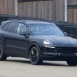 Porsche Cayenne 2018 chỉ là bản nâng cấp nhẹ