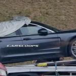 Xe Porsche Panamera 2017 bị bắt gặp trên xe chở hàng